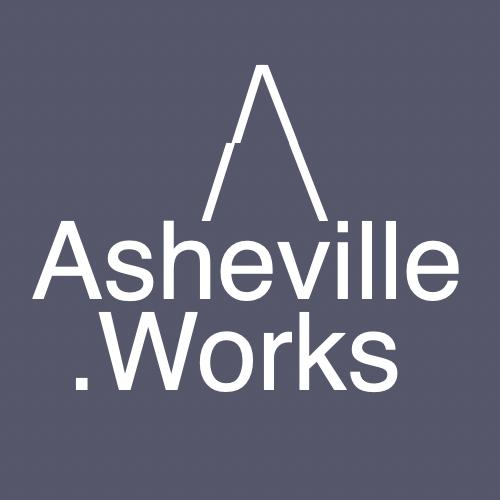 Asheville.Works logo